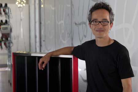 voici le radiateur intelligent nouvelle g n ration terra eco. Black Bedroom Furniture Sets. Home Design Ideas
