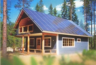 pas de panneaux solaires une amende terra eco. Black Bedroom Furniture Sets. Home Design Ideas