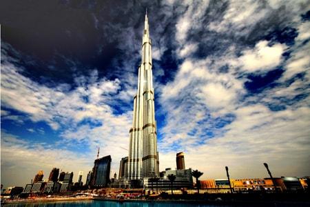 Duba inaugure la plus haute tour du monde terra eco for Les plus grandes tours du monde