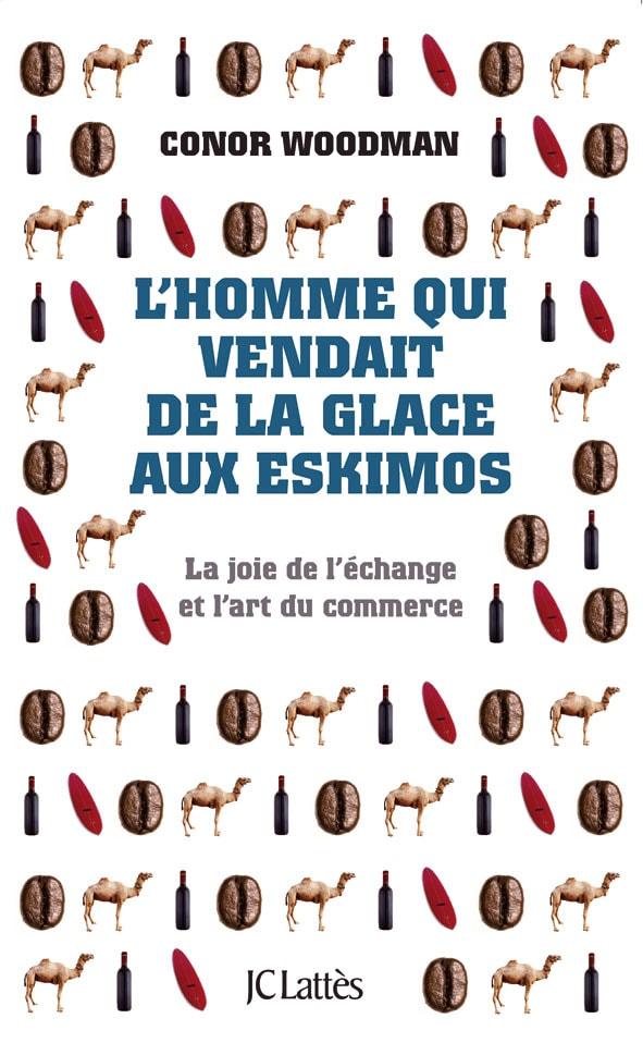 Imprimer Lhomme Qui Vendait De La Glace Aux Eskimos