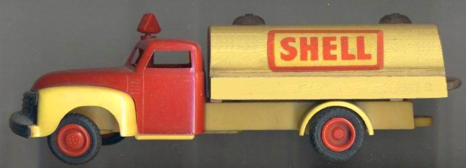 imprimer shell depuis 1952 sur nos legos et dans nos