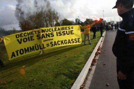 Valognes : des déchets allemands en attente