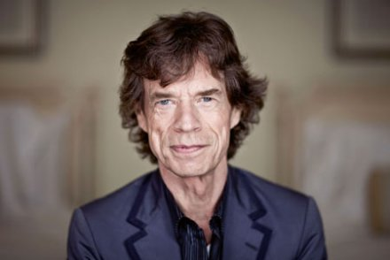 Eco-forestier : Mick Jagger