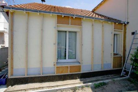 comment isoler sa maison par l'extérieur : tutoriel méthode ... - Isoler Sa Maison Par L Exterieur Soi Meme