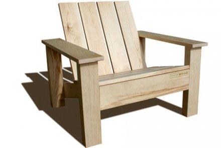 affordable fauteuil de jardin made in moi with fabriquer une chaise en bois