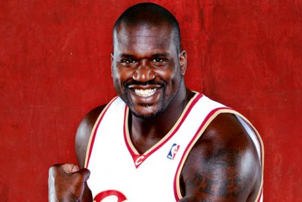 Eco-protecteur : Shaquille O'Neal