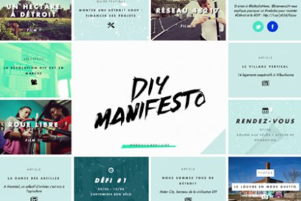 Do it yourself, le webdocumentaire est en ligne