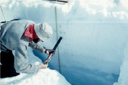 Comment devenir glaciologue