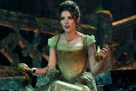 « Into the woods », DVD boisé