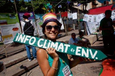 Alternatiba, le village global et climatique qui monte, qui monte