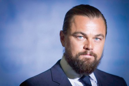 Green people : Leonardo DiCaprio