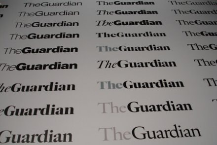 « The Guardian », l'exemple