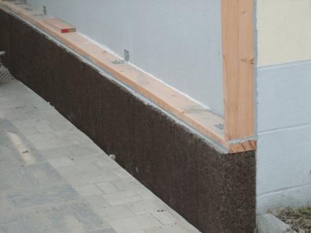 protection bas de mur