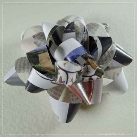 Favori Comment emballer un cadeau sans papier cadeau - Terra eco YY56